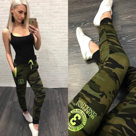 спортивные брюки 143561