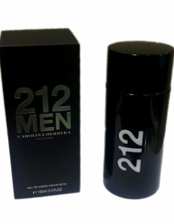 Carolina-Herrera, 212 Men Black 101722
