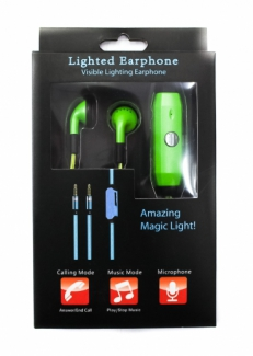 Lighted-Earphone, Наушники Lighted Earphone 104129
