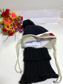 , Шапка и шарф 172924