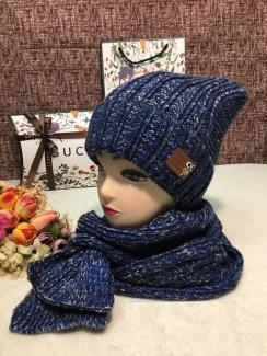 , Шапка и шарф 219404