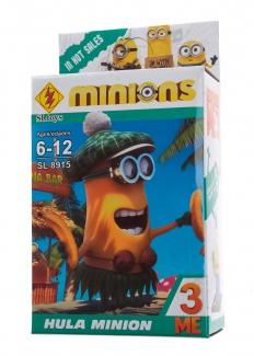 Купить конструктор minions 112076 - оптом недорого в интернет-магазине Amorce