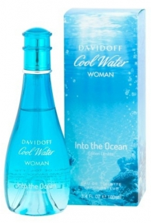 , Davidoff Cool Water Into The Ocean for Women 101759