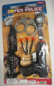 Купить полицейский набор 143770 - оптом недорого в интернет-магазине Amorce
