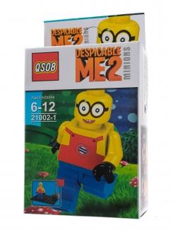 Купить конструктор minions 112079 - оптом недорого в интернет-магазине Amorce