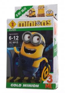 Купить конструктор minions 112069 - оптом недорого в интернет-магазине Amorce