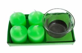 Купить декоративные свечи 103275 - оптом недорого в интернет-магазине Amorce