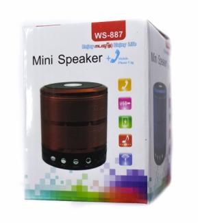 , Mini Speaker WS-887 104104