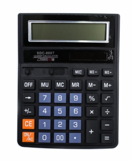 Electronics-Calculator, Калькулятор SDC-888T 104117