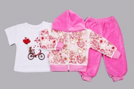 Sidni, Комплект одежды 118182