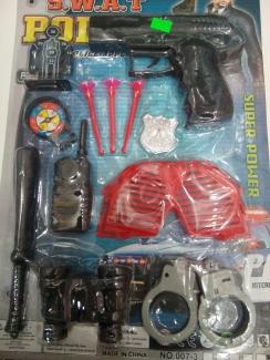 Купить набор полицейского 144336 - оптом недорого в интернет-магазине Amorce