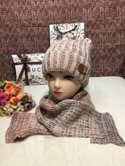 , Шапка и шарф 219401