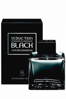 , Seduction In Black 101810