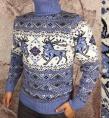 свитер 190651